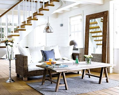 Room, Furniture, Interior design, Table, Dining room, Living room, Coffee table, Ceiling, Wall, Building,