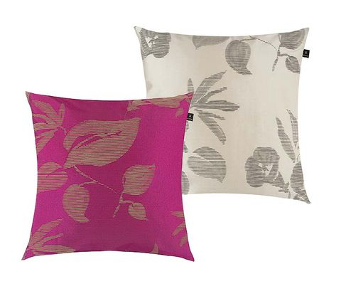 Product, Textile, Cushion, Pillow, Throw pillow, Purple, Pink, Magenta, Linens, Pattern,