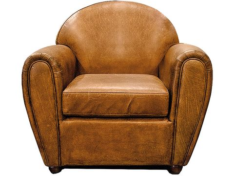 Brown, Furniture, Chair, Comfort, Club chair, Tan, Armrest, Beige, Leather, Liver,