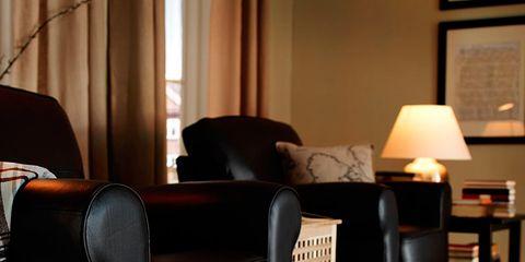 Wood, Lighting, Room, Floor, Interior design, Flooring, Textile, Lamp, Furniture, Hardwood,