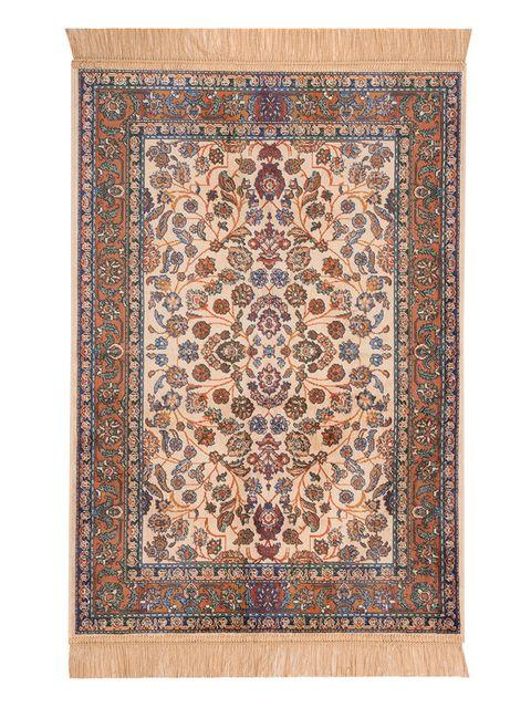 Brown, Textile, Pattern, Rug, Carpet, Art, Rectangle, Motif, Beige, Visual arts,