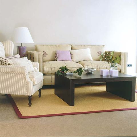 Room, Interior design, Furniture, Living room, White, Couch, Pillow, Floor, Wall, Home,
