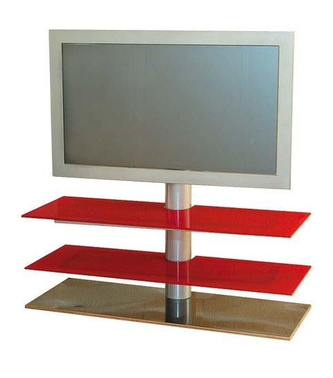 Display device, Rectangle, Parallel, Maroon, Television, Flat panel display, Television set, Led-backlit lcd display, Silver, Paint,