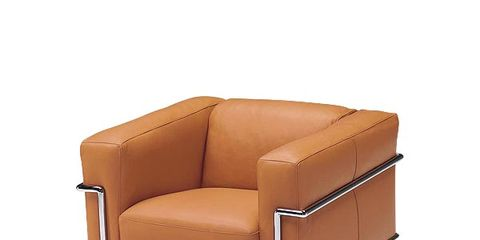 Brown, Tan, Beige, Liver, Khaki, Peach, Leather, Armrest, Futon pad,