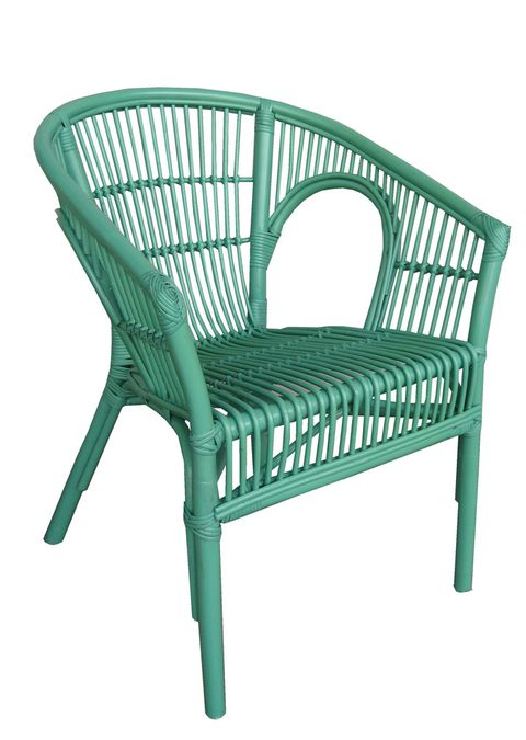 Green, Furniture, Teal, Outdoor furniture, Hardwood, Turquoise, Wicker, Armrest,