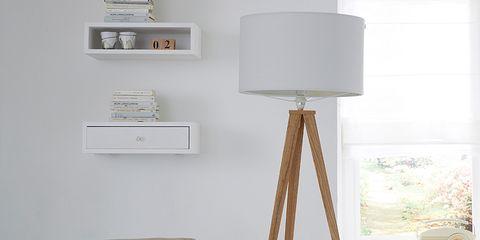 Wood, Room, Wall, Furniture, Interior design, Drinkware, Bottle, Lampshade, Lighting accessory, Grey,
