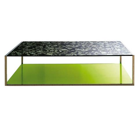 Green, Table, Line, Rectangle, Black, Coffee table, Square, Outdoor furniture, Outdoor table, End table,