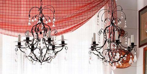 Lámparas de araña