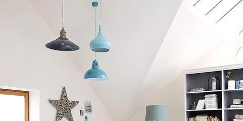 Blue, Room, Green, Interior design, Home, Living room, Wall, Turquoise, Teal, White,