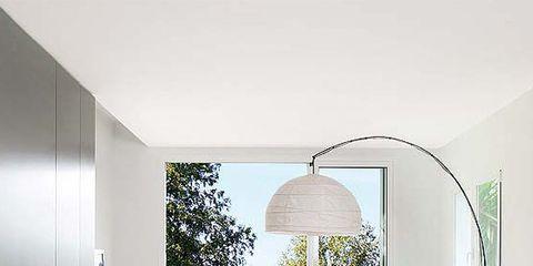 Room, Interior design, Wall, Interior design, Floor, Home, Ceiling, Living room, Grey, Design,