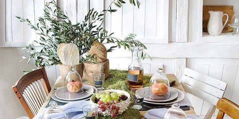 Cuisine, Food, Serveware, Furniture, Table, Meal, Room, Dish, Tableware, Ingredient,