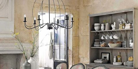 Room, Interior design, Furniture, Table, Floor, Wall, Grey, Shelf, Shelving, Interior design,