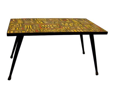 Table, Furniture, Rectangle, Metal, Square, End table,
