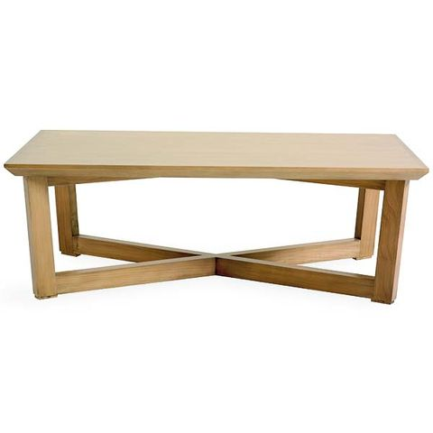 Wood, Table, Furniture, Rectangle, Tan, Beige, Hardwood, End table, Coffee table, Outdoor furniture,