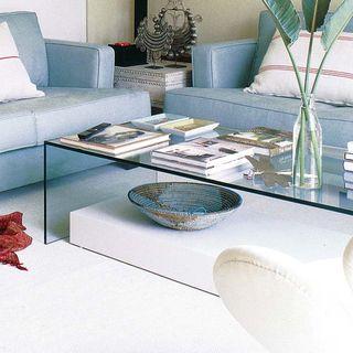 Tipos de mesas de centro para el sal n for Mesas de centro salon ikea
