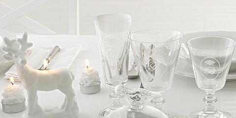 Glass, Serveware, Drinkware, Barware, Dishware, Stemware, Cutlery, Kitchen utensil, Sculpture, Transparent material,