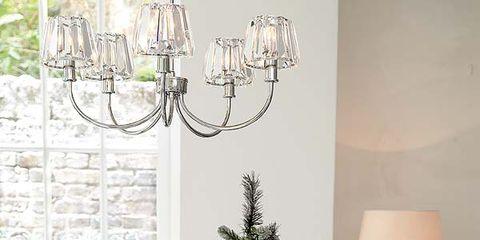 Interior design, Room, White, Interior design, Wall, Tablecloth, Lighting accessory, Linens, Home, Home accessories,