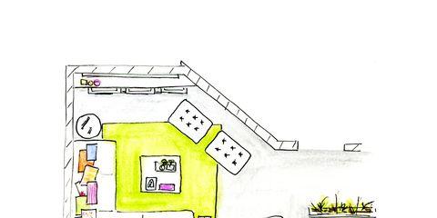 Line, Parallel, Illustration, Plan, Drawing, Artwork, Diagram, Sketch, Schematic,