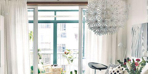 Interior design, Room, Floor, Table, Furniture, Flooring, Interior design, Home, Fixture, Living room,