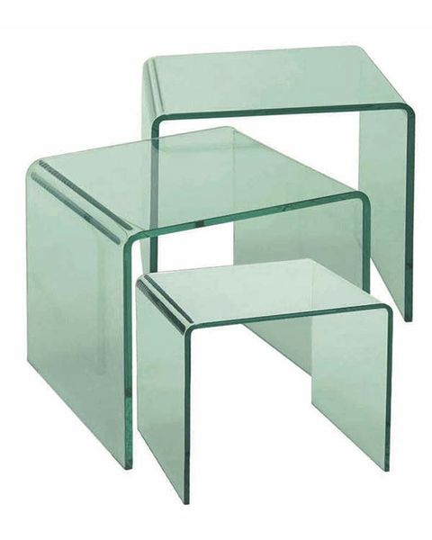 Product, Line, Rectangle, Teal, Parallel, Grey, Aqua, Silver, End table, Square,
