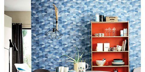 Room, Interior design, Table, Furniture, Floor, Interior design, Chair, Home, Shelf, Shelving,