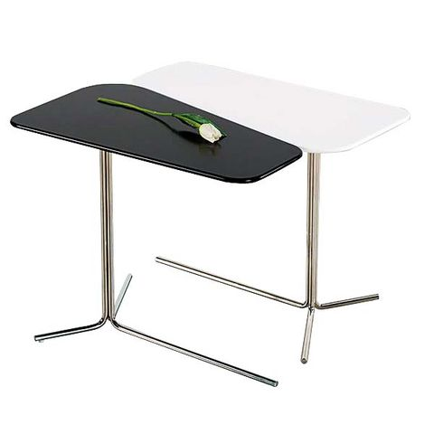 Product, Table, Rectangle, Black, Grey, Outdoor furniture, End table, Coffee table, Silver, Outdoor table,