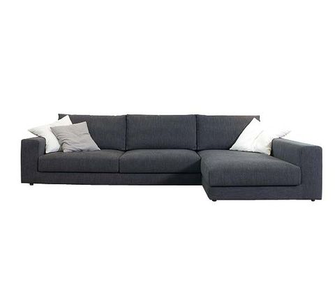 Couch, Furniture, Style, Living room, Rectangle, Black, Grey, studio couch, Beige, Outdoor furniture,
