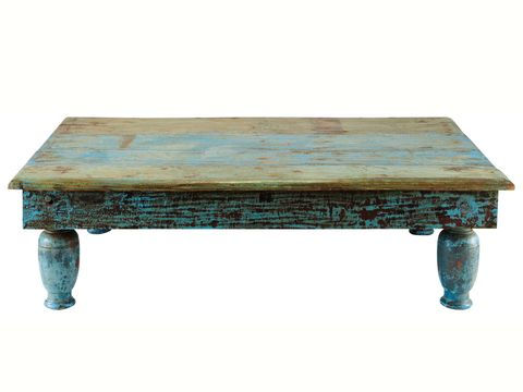Wood, Table, Furniture, Hardwood, Teal, Outdoor furniture, Rectangle, Turquoise, Aqua, Bench,