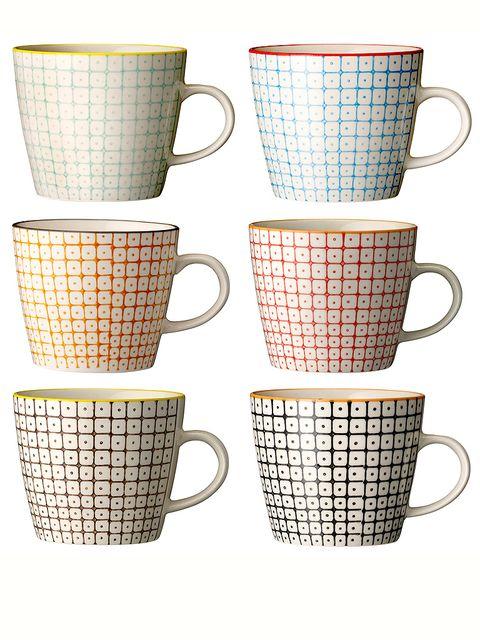 Serveware, Drinkware, Cup, Dishware, Tableware, Pattern, Porcelain, Ceramic, Teal, Pottery,
