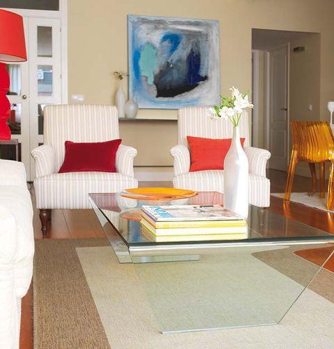 Floor, Room, Interior design, Flooring, Wood, Textile, Furniture, Lamp, Home, Interior design,