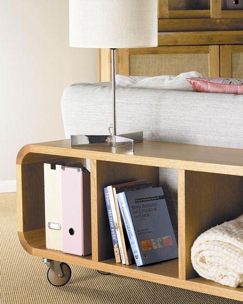 Wood, Room, Wall, Interior design, Shelving, Grey, Plywood, Linens, Publication, Shelf,
