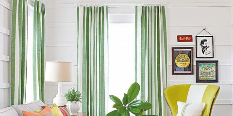 Interior design, Green, Room, Yellow, Floor, Flooring, Textile, Home, Furniture, Wall,