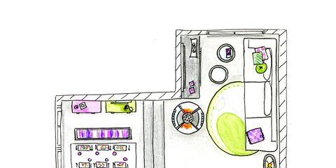 Purple, Line, Magenta, Parallel, Violet, Rectangle, Illustration, Machine, Circle, Drawing,
