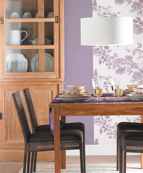 Wood, Room, Table, Furniture, Shelf, Hardwood, Shelving, Cupboard, Home accessories, Dining room,