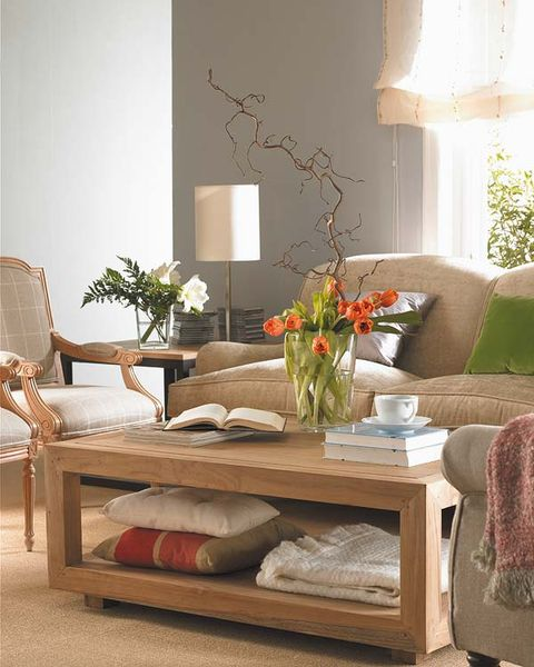 Room, Interior design, Furniture, Twig, Table, Home, Living room, Interior design, House, Vase,