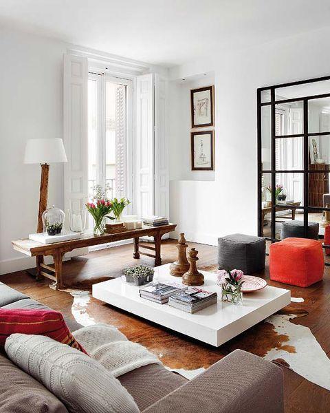 Room, Interior design, Living room, Table, Furniture, Home, Interior design, Wall, Floor, Flooring,