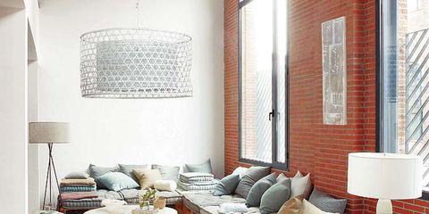 Wood, Room, Interior design, Floor, Flooring, Wall, Living room, Table, Wood flooring, Home,