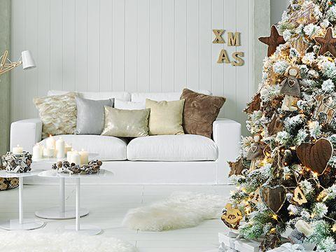 Salón de navidad