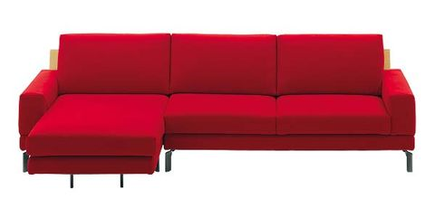 Brown, Red, Furniture, Couch, White, Room, Interior design, Living room, Rectangle, Maroon,