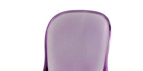 Product, Purple, Violet, Furniture, Chair, Line, Lavender, Magenta, Armrest,