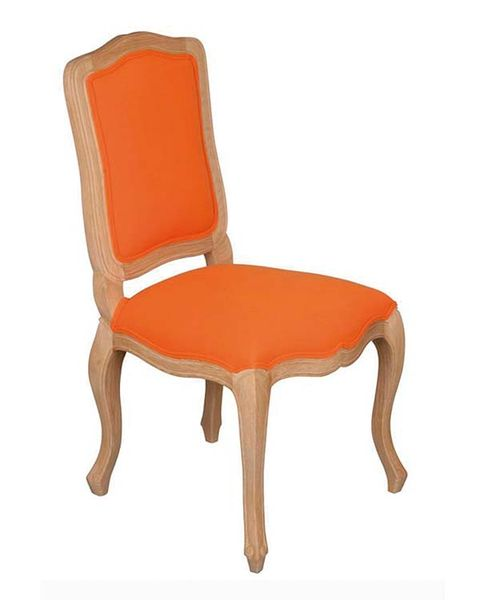 Brown, Orange, Furniture, Chair, Comfort, Tan, Beige, Peach, Armrest, Plastic,