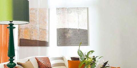 Room, Interior design, Floor, Flooring, Wall, Interior design, Lampshade, Lamp, Lighting accessory, Living room,