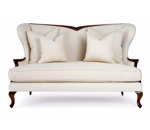 Brown, White, Furniture, Couch, Style, Line, Rectangle, Black, Outdoor furniture, Grey,