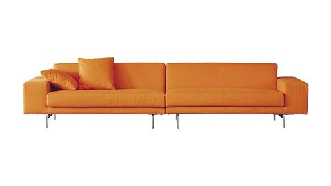 Brown, Furniture, Couch, Orange, Amber, Tan, Rectangle, studio couch, Beige, Liver,