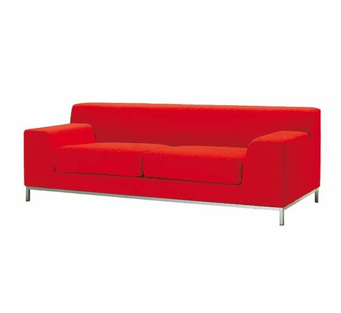 Brown, Red, Furniture, Couch, Line, Rectangle, Black, Maroon, Orange, studio couch,