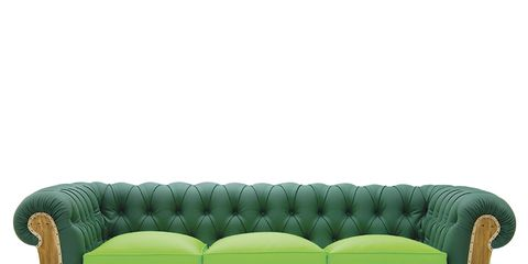 Green, Brown, Furniture, Couch, Turquoise, Outdoor furniture, Rectangle, Black, Teal, Aqua,