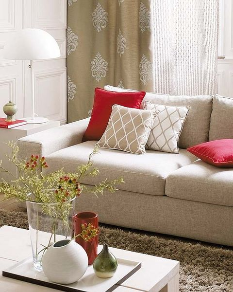 Interior design, Room, Serveware, Living room, Furniture, White, Home, Couch, Wall, Interior design,