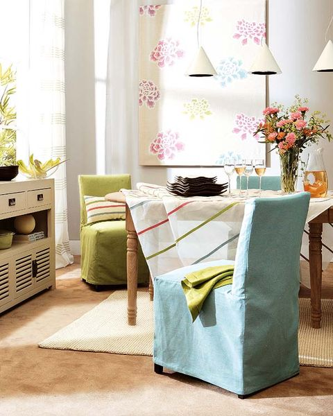 Room, Interior design, Textile, Tablecloth, Furniture, Linens, Interior design, Wall, Drawer, Home,