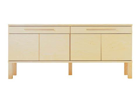 Wood, Drawer, White, Furniture, Cabinetry, Sideboard, Line, Chest of drawers, Tan, Rectangle,