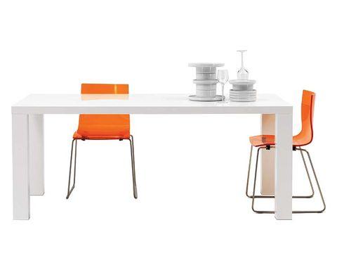 Product, Table, Furniture, Line, Orange, Rectangle, Parallel, Steel, Peach, Aluminium,